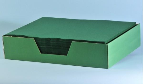 Tischset Airlaid tannengrün