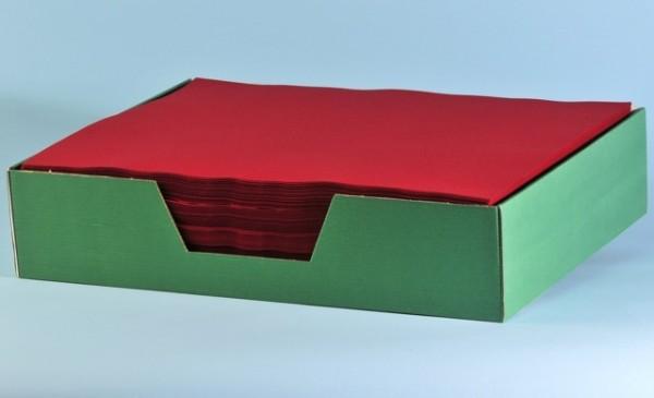 Tischset Airlaid bordeaux