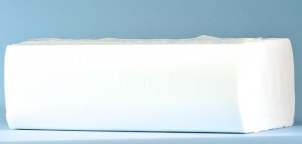 Papierhandtücher (ZZ- High Grade) Z-Falz, 2-lagig, Zellstoff