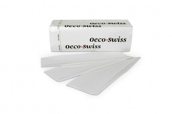 Papierhandtücher Z-Falz 95, Recycling, 2-lagig