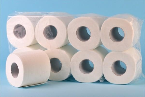 Toilettenpapier neutral, Recycling 3-lagig