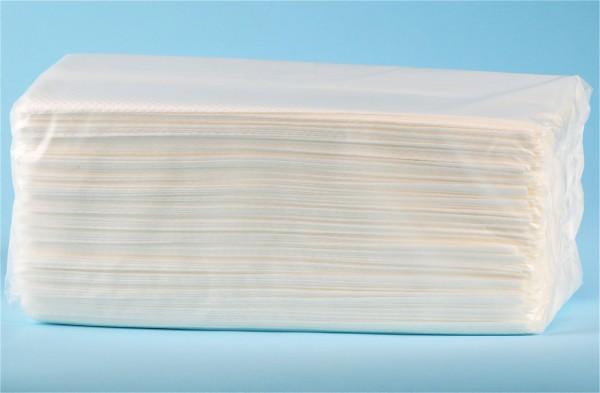 Papierhandtücher «Jolly Deluxe» C-Falz, Zellstoff