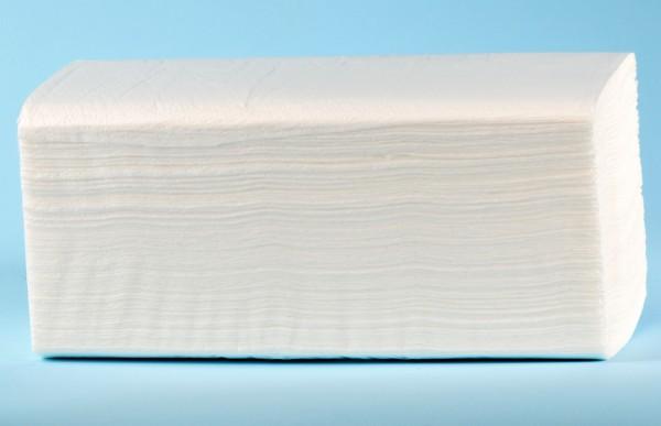 Papierhandtücher «high grade» V-Falz, Zellstoff