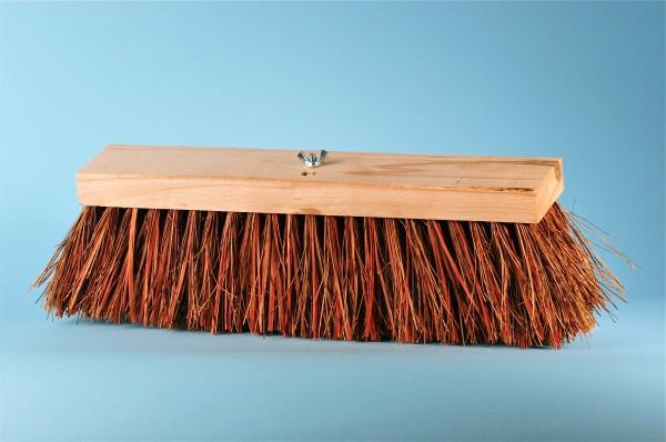 Strassenbesen Piassavabesen für grossen Stielhalter, 50 cm