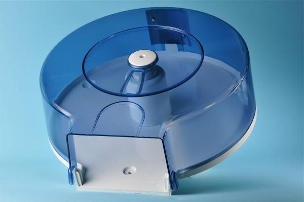 Jumbo - Rollenhalter weiss / transparent