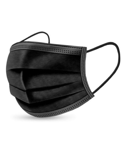 Einwegmaske Typ IIR, mit elastischen Ohrschlaufen