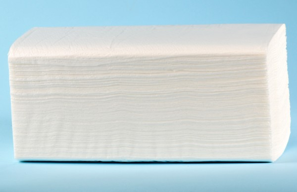 """Papierhandtücher """"Ultra Forte"""" V-Falz, Zellstoff"""