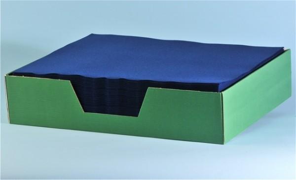 Tischset Airlaid blau
